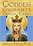 女神のガイダンスオラクルカード 日本語説明書付  (ドリーン・バーチューオラクルカードシリーズ)