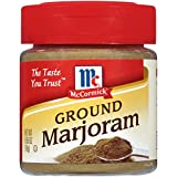 McCormick Ground Marjoram, 0.65 oz