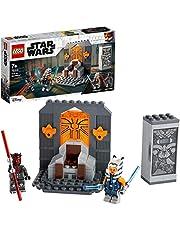 Niezwykły zestaw konstrukcyjny LEGO® Star Wars™ 75310 Starcie na Mandalore™ (147 elementów)