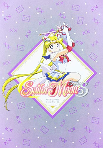 Sailor Moon Super S the Movie (DVD) (Sailor Moon Dvd Movies)