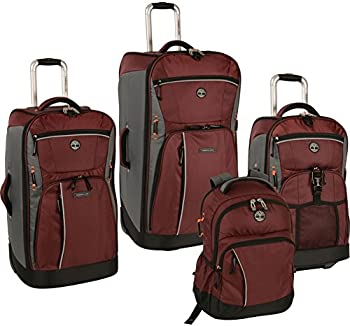 Timberland Danvers River 4-Pc. Luggage Set