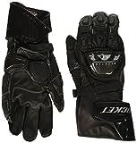 Joe Rocket Men's GPX Motorcycle Gloves (Black/Black, X-Large)