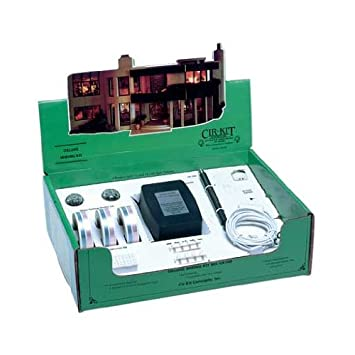 Astonishing Dollhouse Cir Kit Deluxe Wiring Kit Up To 64 Bulbs By Cir Kit Wiring Cloud Nuvitbieswglorg