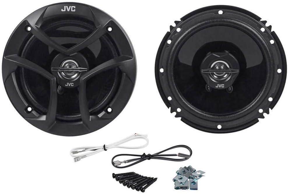 JVC 6.5 2-Way 300w Speakers