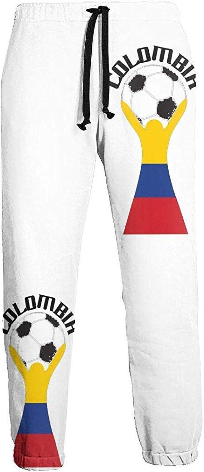 Eternity Bliss Equipo de fútbol de Colombia Victory Pantalones de ...