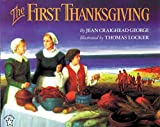 img - for The First Thanksgiving (Picture Puffin Books) book / textbook / text book