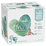 Diapers Pampers Pure Protection Disposable Baby