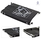 New Hard Drive HDD Caddy For HP EliteBook 820 720 725 G1 G2 Series w/screws US