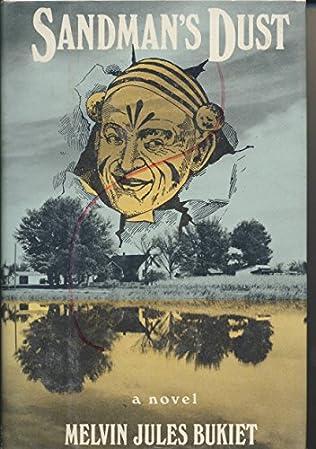 book cover of Sandman\'s Dust