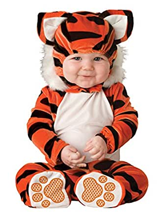 Amazon.com: Incharacter Baby Tiger Tot Costume: Toys & Games