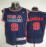Michael Jordan 1992 Usa Olympic Dream Team Jersey Blue Size Medium