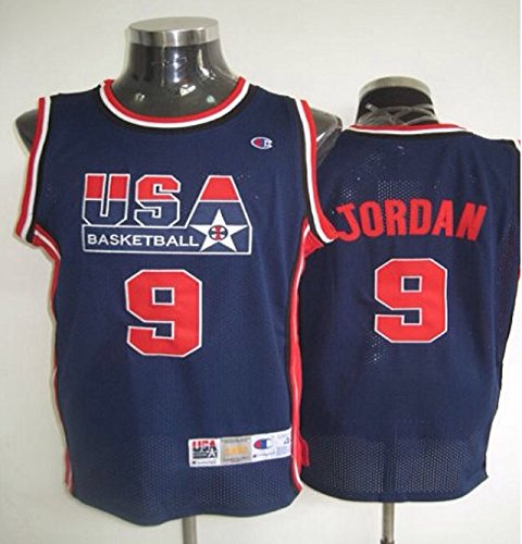 mbvegw Amazon.com: Michael Jordan 1992 Usa Olympic Dream Team Jersey Blue