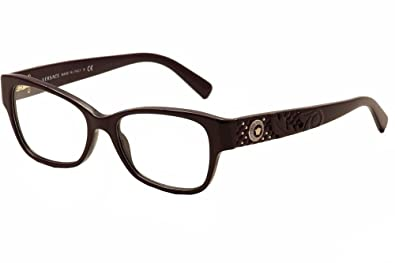 295ccd5798d3 Amazon.com  Versace VE3196 Eyeglasses-5066 Violet-52mm  Shoes