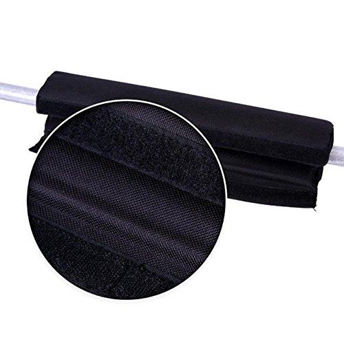 Esponja Barbell Bar Rest Pad para Squat Weightlifting Cuello Hombro Protector Pad