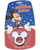 Disney magnetic eyeglass holder white