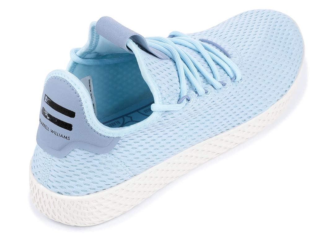 quality design 25733 71b46 Amazon.com   adidas Men s Pw Tennis Hu Sneaker   Tennis   Racquet Sports
