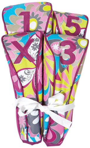 (All For Color Soho Swirl Golf Club Covers)