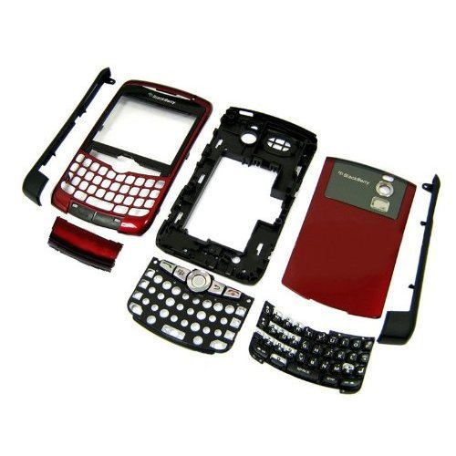 OEM BlackBerry Curve RED 8300 8310 8320 Full Housing [Unknown ()