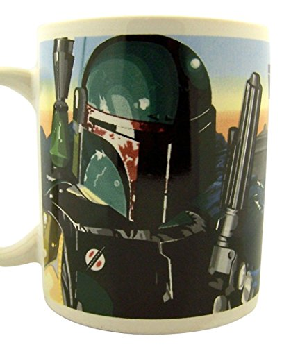 Greedo Costume (Star Wars Bounty Hunters Boba Fett Greedo and Dengar Coffee Mug, 12)