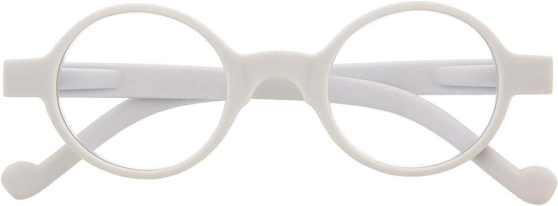DIDINSKY Gafas de Presbicia con Filtro Anti Luz Azul para Ordenador. Gafas Graduadas de Lectura para Hombre y Mujer. Tacto Goma y Cristales Anti-reflejantes. 6 colores y 5 graduaciones – HAKONE SCREEN