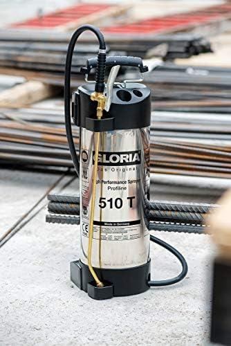 GLORIA Hochleistungsspr/ühger/ät 410TProfi Stahl u 10L /Ölfest 6 bar