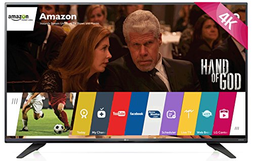 LG Electronics 65UF7700 65-Inch 4K Ultra HD Smart LED TV (2015 Model) review