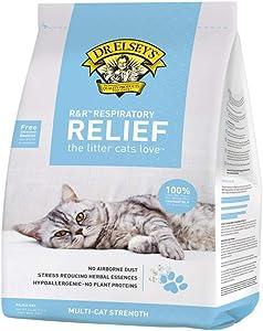 Dr. Elsey's Respiratory Relief Gel Cat Litter, 7.5-lb Bag