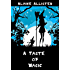 A Taste of Magic (A Sugarcomb Lake Cozy Mystery Book 1)