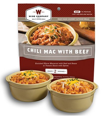 acaroni with Beef, 6 pack. (Macaroni Beef)