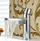 AWXJX Copper Hot and Cold Toilet Bath Wash Basin Sink Mixer Tap Faucet