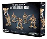 Warhammer 40k Custodian Guard Squad