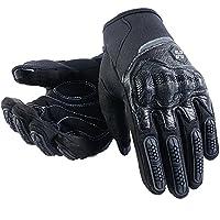 Motorcycle Gloves Touchscreen Full Finger Lightweight...