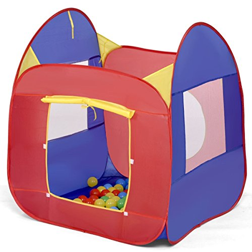 (CHOOSEandBUY Portable Kid Baby Play House Toy Tent Playhouse Outdoor Kids Cottage House Play Children Little Indoor)