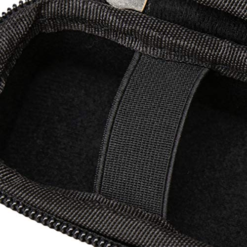 Hard Carrying Travel Case Bag for QQcute Digital Infrared Forehead Thermometer by Aproca by Aproca (Image #4)