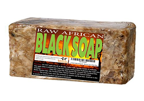 African Black Soap Organic Removal product image