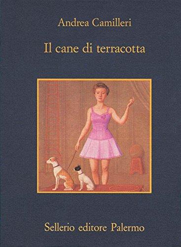 cane terracotta commissario Montalbano Italian ebook