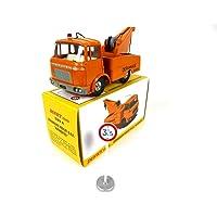 OPO 10 - Atlas Dinky Toys – Berliet Highway Truck GAK 589A 1:43 (MB401)