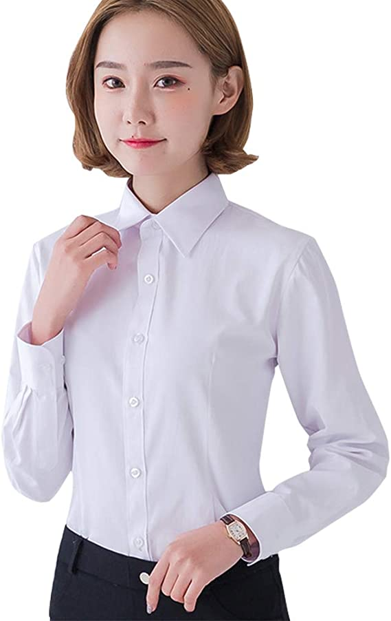 シャツ レディース 白