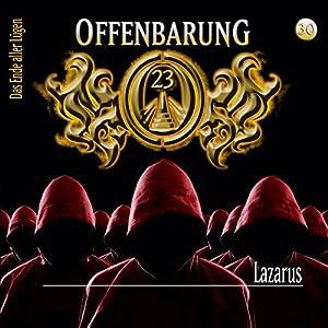 Lazarus (Offenbarung 23, 30) Hörspiel