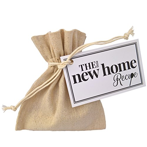 The Little New Home Recipe - A Thoughtful and Fun Alternative to a House Warming Card Giving Your Best and Warmest Wishes for the Start of an Exciting Adventure in a New Home!