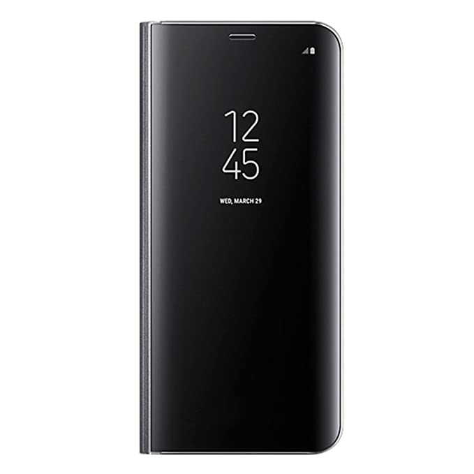 samsung s8 plus clear view standing cover