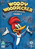 Woody Woodpecker And His Friends: Volume 4 [DVD]