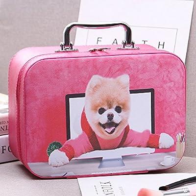 LULAN Petit Sac cosmétique simple portable belle grande grande boîte  cosmétique admettre ,25 11 59c55e214f0