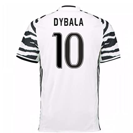 536c70037 Image Unavailable. Image not available for. Color  2016-17 Juventus 3rd  Football Soccer T-Shirt Jersey (Paulo Dybala ...