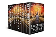 Fractured Worlds: Ten YA Dystopian Novels