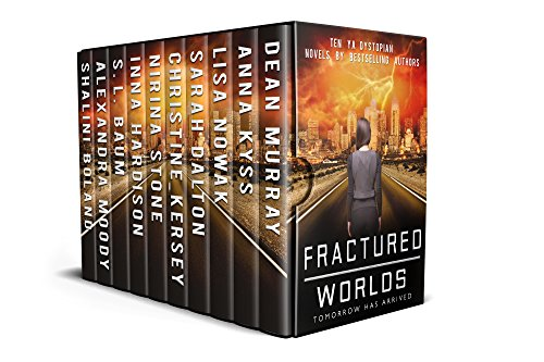 Fractured Worlds Ten Dystopian Novels ebook product image