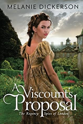 book cover of A Viscount\'s Proposal