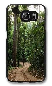 Bangkok Custom Samsung Galaxy S6/Samsung S6 Case Cover Polycarbonate Black