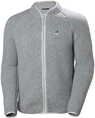 Helly Hansen Unisex Fleece Jacket Pile, Größe:XL, Farbe:Grey ...