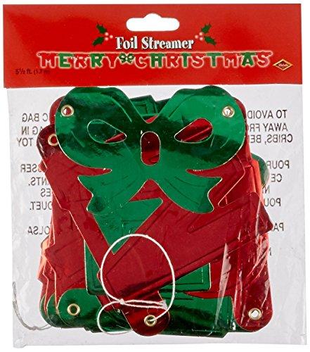merry christmas streamer - 1